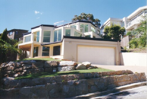 Luxury Home Architect Sydney